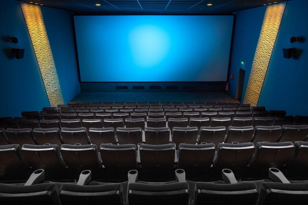 映画館 居心地良い
