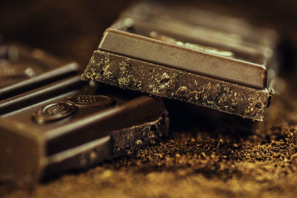 チョコレート カフェイン