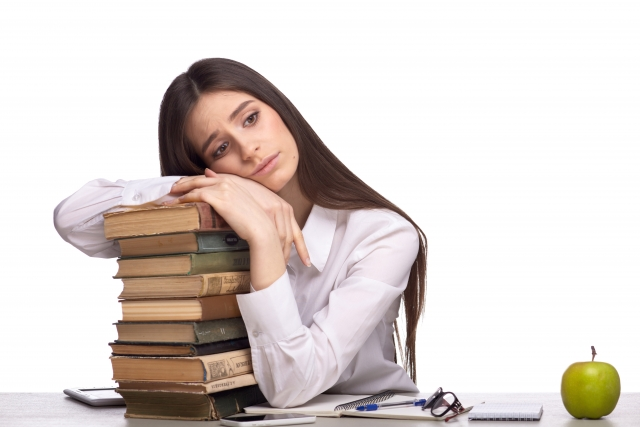 勉強 疲れた