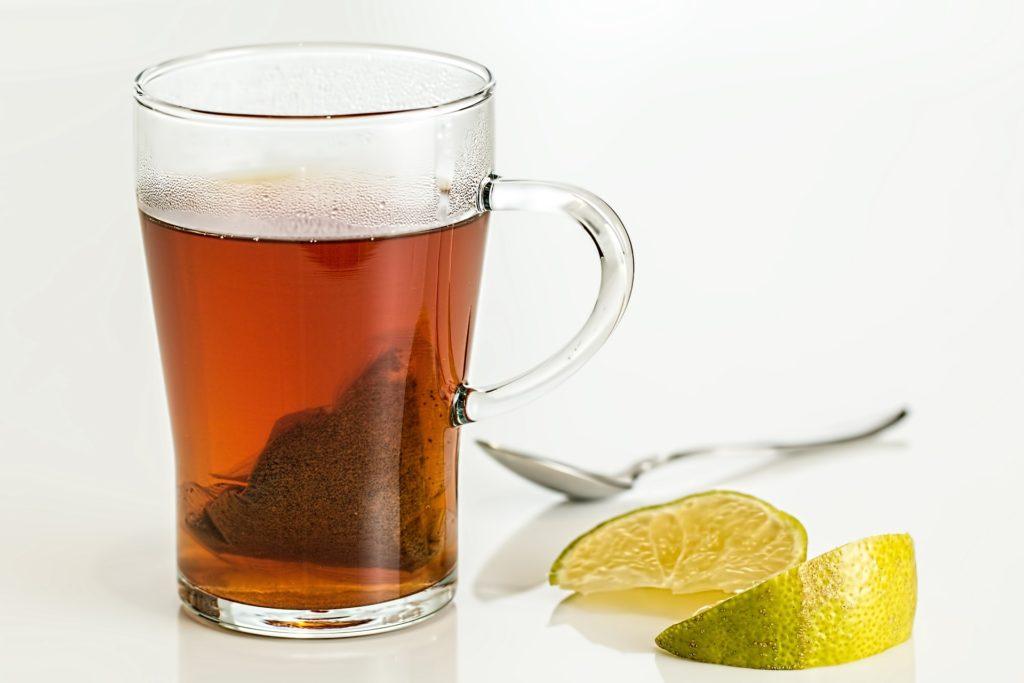 紅茶 カフェイン