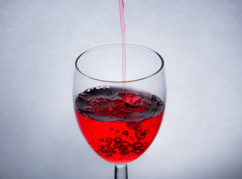 血 ワイン