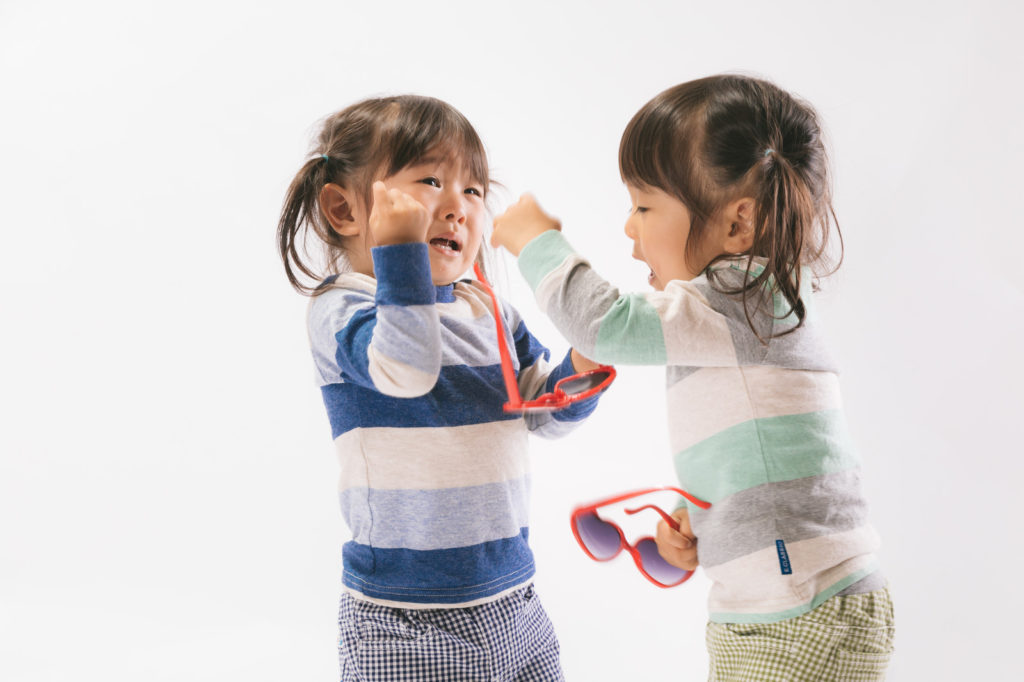 子供 喧嘩