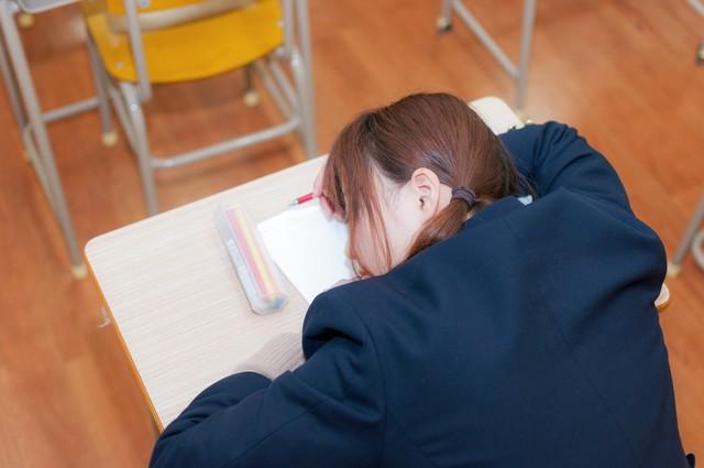 勉強 寝る