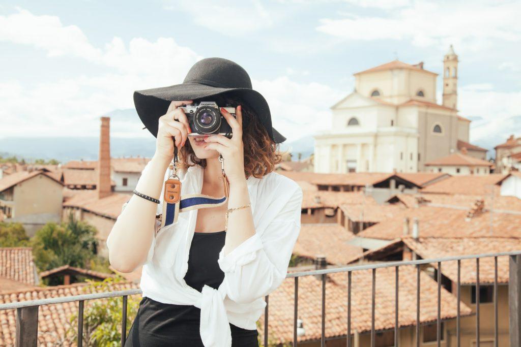 旅行 カメラ