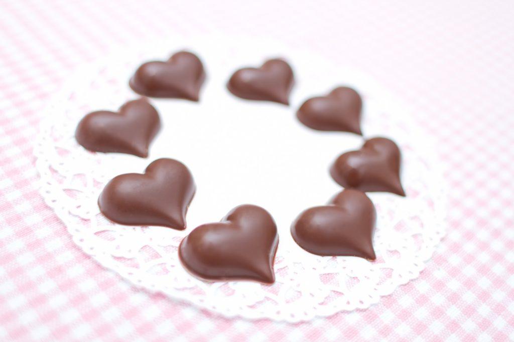 手作り チョコレート