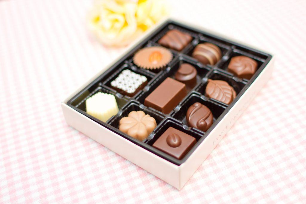 市販 チョコレート